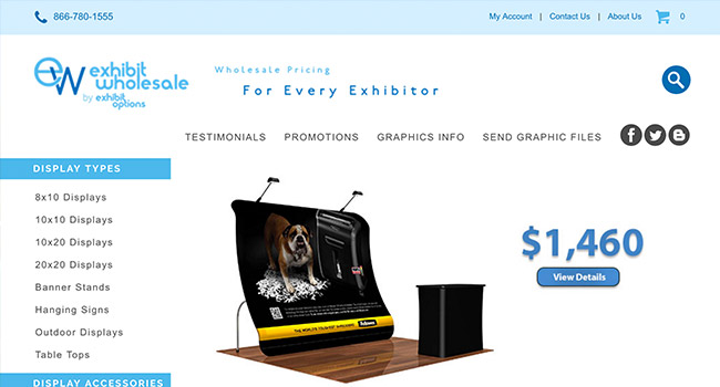 Exhibit Wholesale